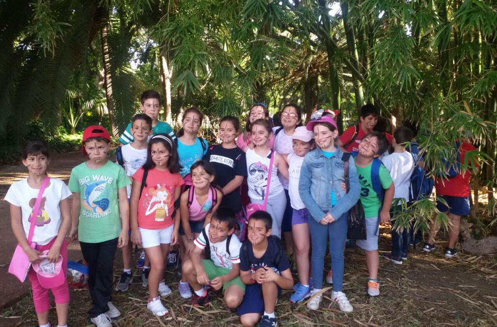 Campamento prehistórico 31 de Agosto al 9 de Septiembre