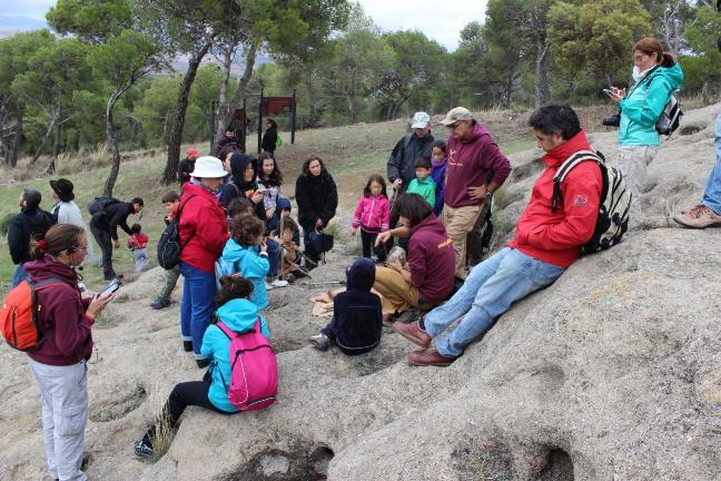 Domingo 29 de Enero: Arqueo-Ruta «La memoria de las rocas»