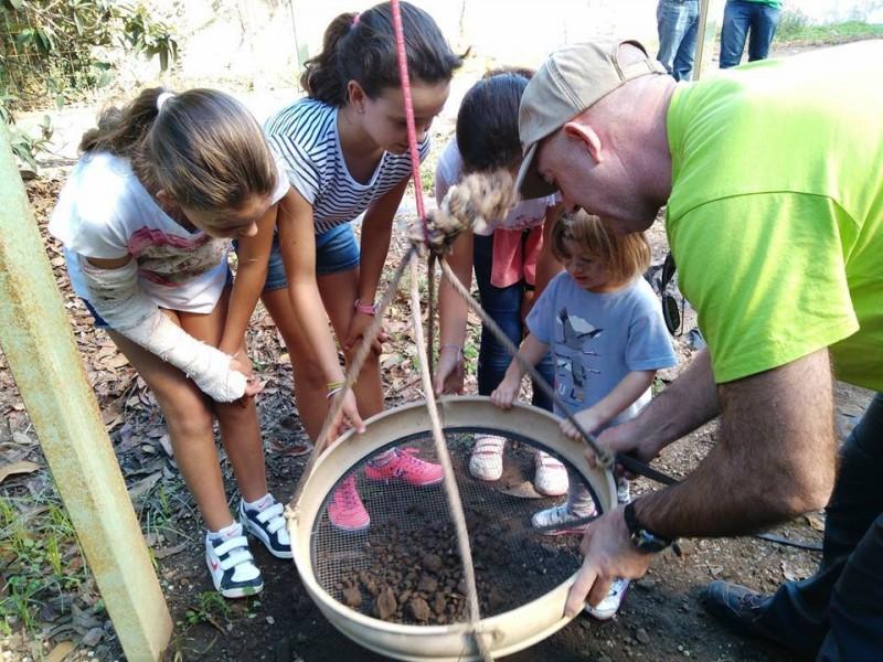 23 y 29 de Abril: Prehistoria en familia
