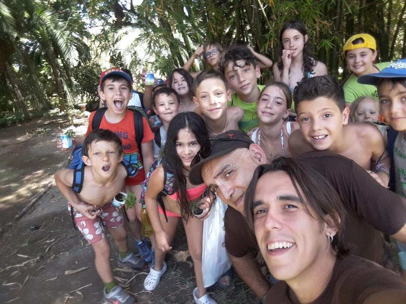 Campamento Prehistórico de Semana Blanca 2018